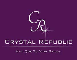 #37 for Design a Logo for Crystal Jewelry by asahaje