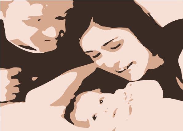Penyertaan Peraduan #6 untuk Illustrate an image for our skin care boxes and bottles