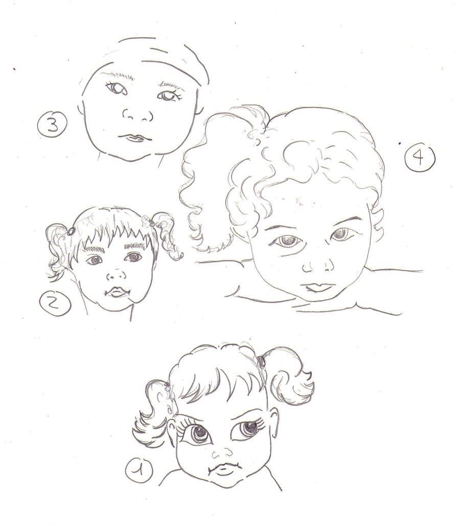 Penyertaan Peraduan #8 untuk Illustrate an image for our skin care boxes and bottles