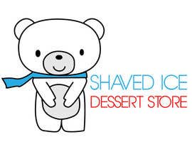 #34 for Design a Logo for shaved ice dessert store af PF0ne