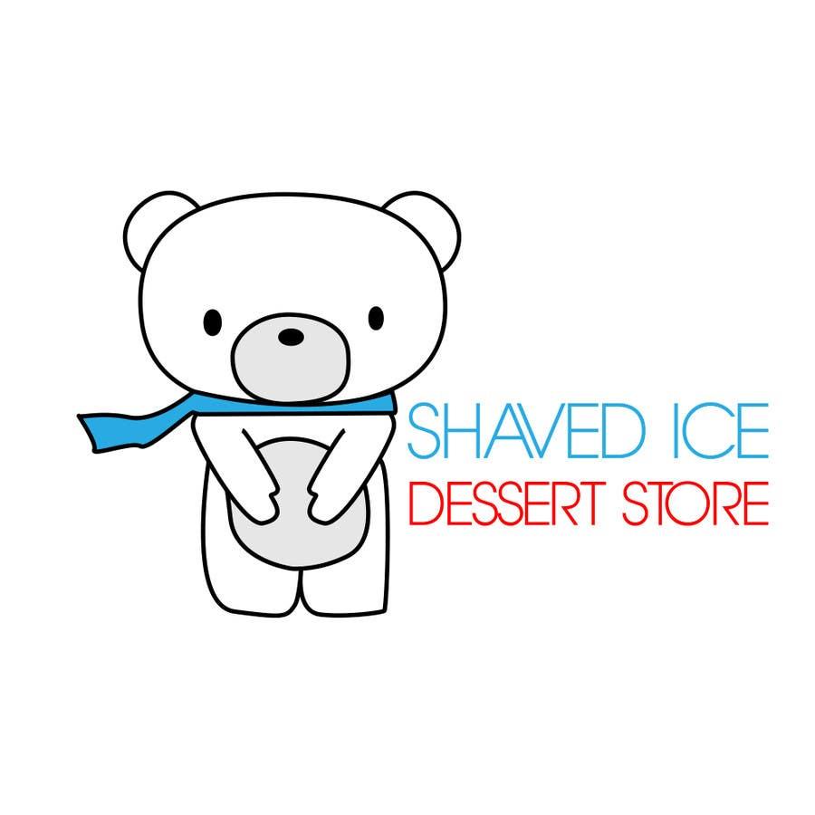Inscrição nº 40 do Concurso para Design a Logo for shaved ice dessert store