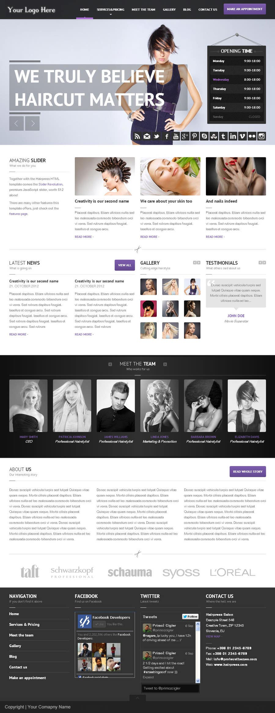Contest Entry #                                        4                                      for                                         Upgrade an existing nail salon website