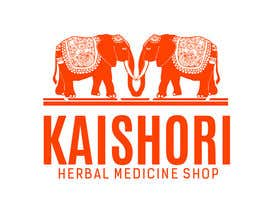 nº 8 pour Design a Logo for Indian Herbal Medecine Shop par annahavana