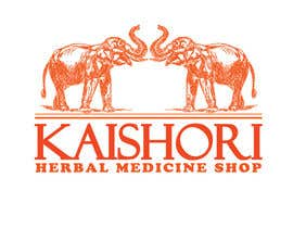 nº 12 pour Design a Logo for Indian Herbal Medecine Shop par ally92