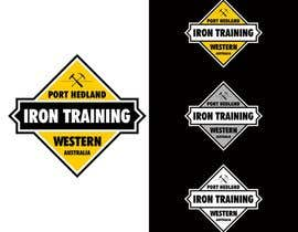 nº 723 pour Design a Logo for IRON TRAINING par fjsz