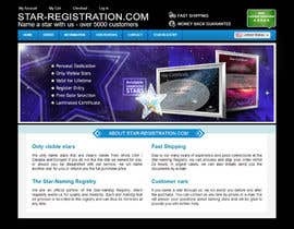 #63 para Design a banner for a star naming website por chithrarahul