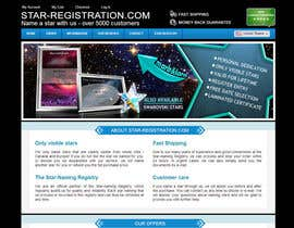 #12 para Design a banner for a star naming website por TheProdigy0226