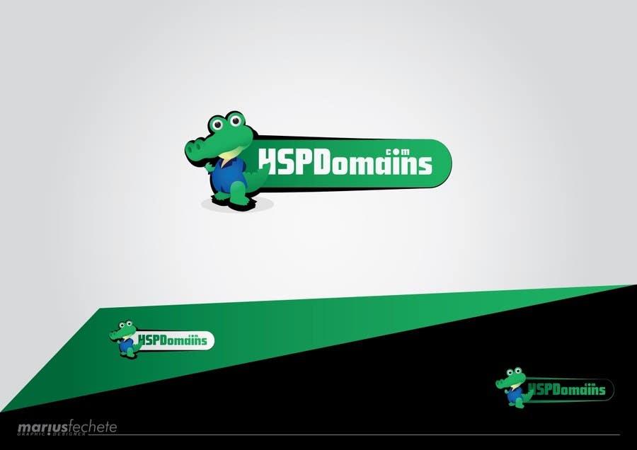 #21 for Design a Logo for HSP Domains.com by mariusfechete