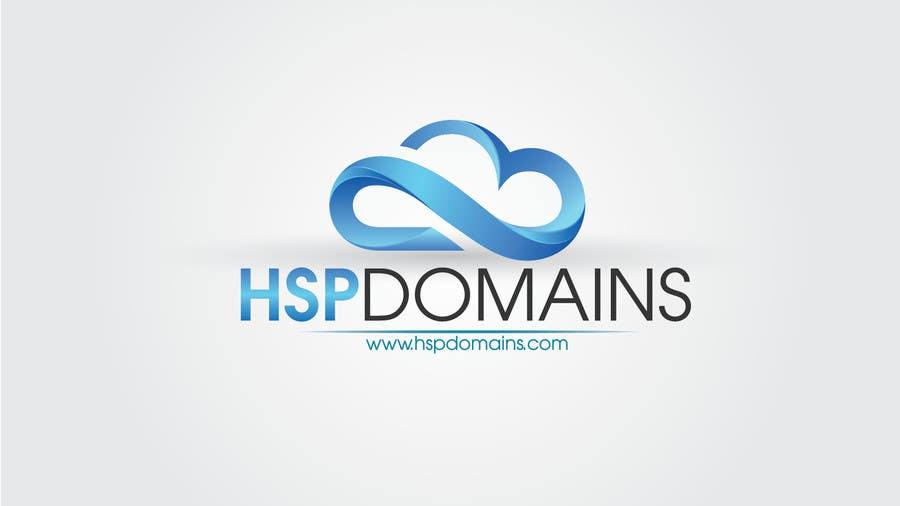 #59 for Design a Logo for HSP Domains.com by KiVii