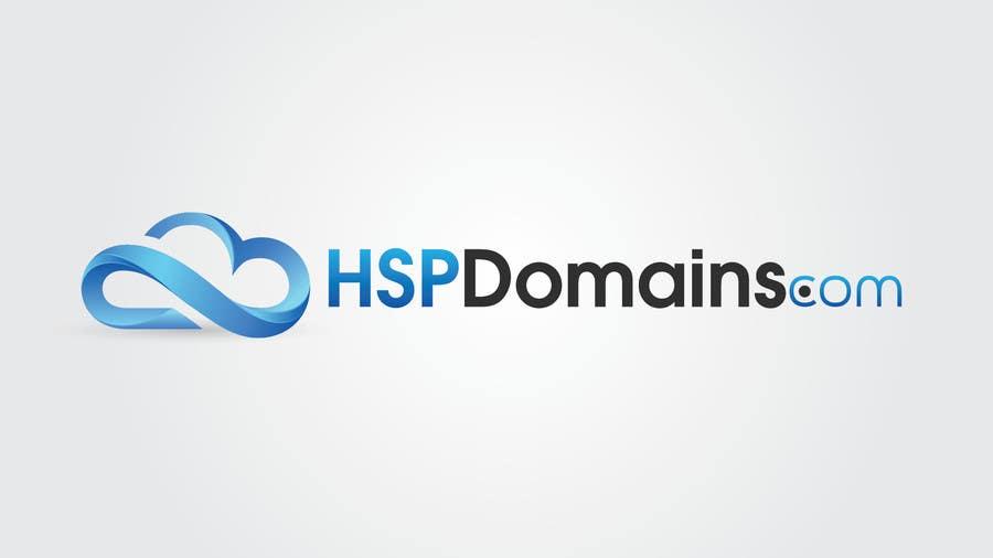#61 for Design a Logo for HSP Domains.com by KiVii