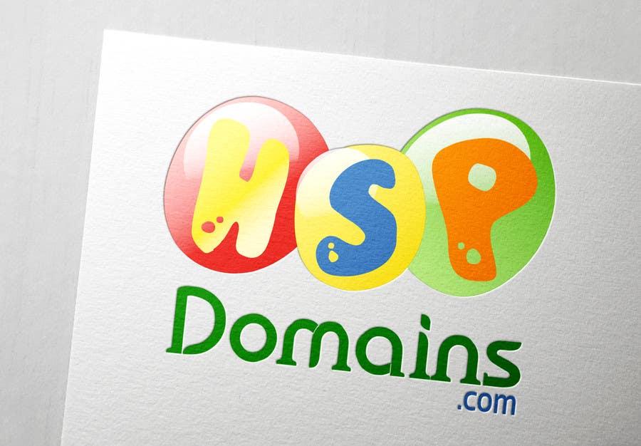 #22 for Design a Logo for HSP Domains.com by developingtech
