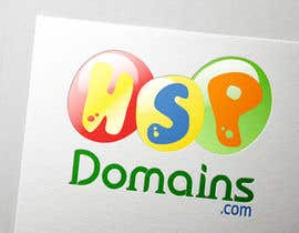 #22 cho Design a Logo for HSP Domains.com bởi developingtech