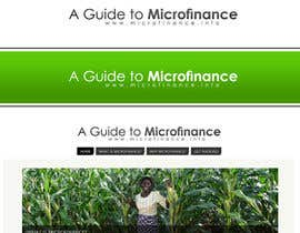 nº 32 pour Design a logo for my microfinance info site par csdesign78