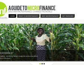 nº 20 pour Design a logo for my microfinance info site par dzengineer