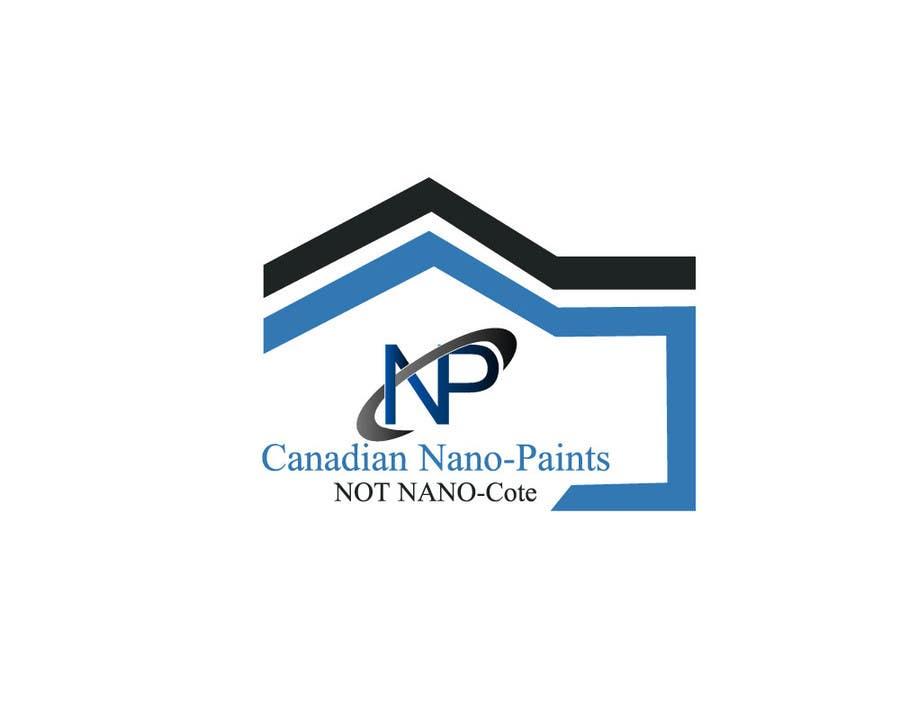 Entry #45 by mishonpervez for Canadian Nano-Cote ...Design a Logo ...