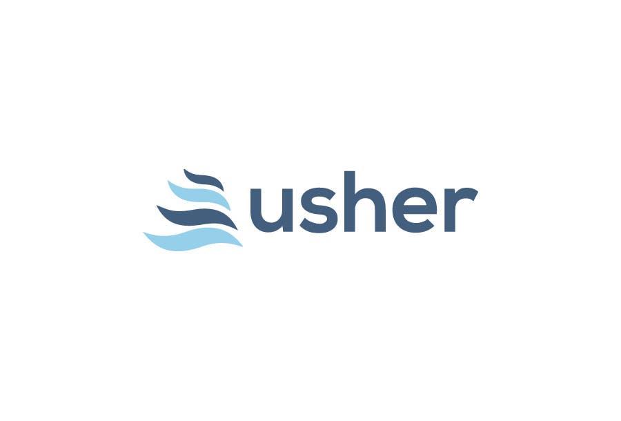 Inscrição nº 97 do Concurso para Design a Logo for a product names Usher