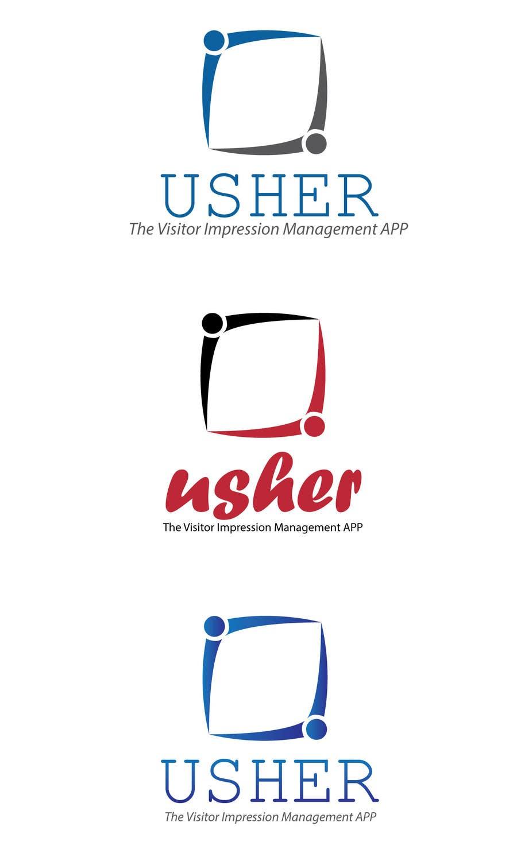 Inscrição nº 42 do Concurso para Design a Logo for a product names Usher