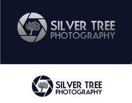 #3 untuk Design A Logo for New Photographer - Silver Tree Photography oleh alexandracol