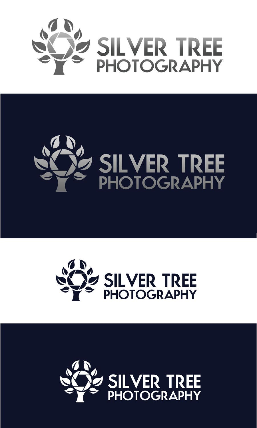 Bài tham dự cuộc thi #                                        5                                      cho                                         Design A Logo for New Photographer - Silver Tree Photography