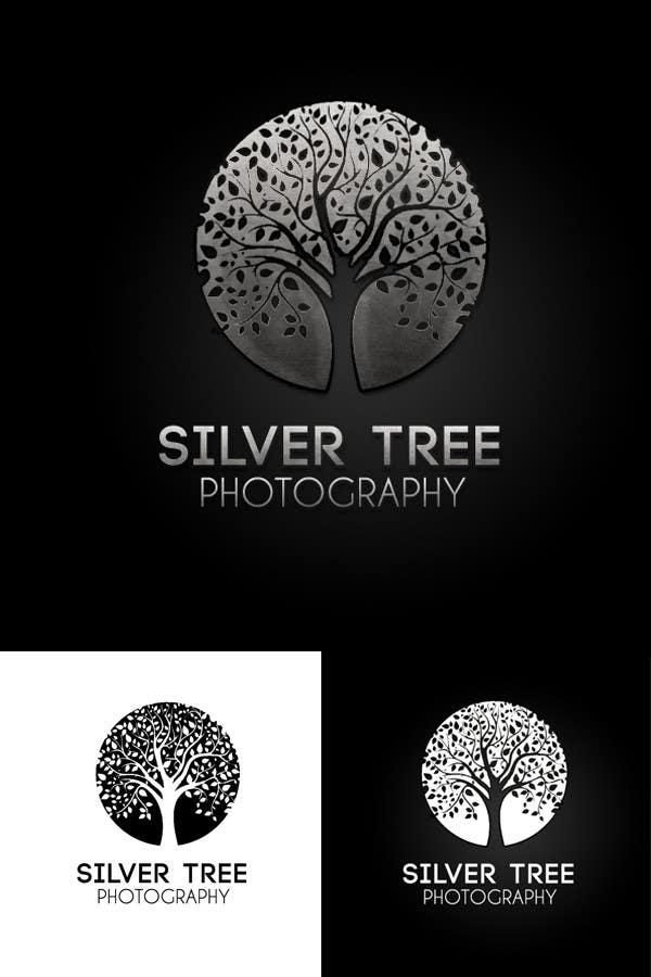 Bài tham dự cuộc thi #                                        30                                      cho                                         Design A Logo for New Photographer - Silver Tree Photography