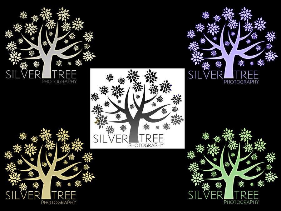 Bài tham dự cuộc thi #                                        54                                      cho                                         Design A Logo for New Photographer - Silver Tree Photography