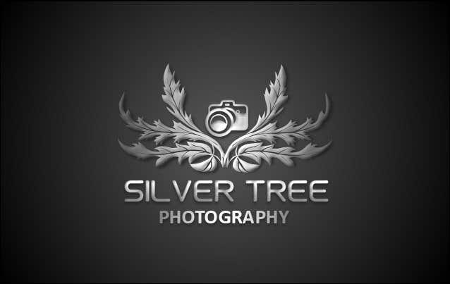 Bài tham dự cuộc thi #                                        17                                      cho                                         Design A Logo for New Photographer - Silver Tree Photography