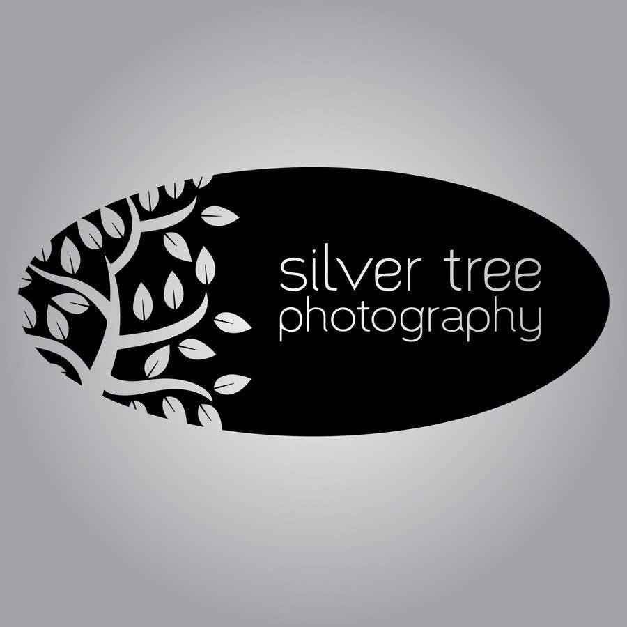Bài tham dự cuộc thi #                                        61                                      cho                                         Design A Logo for New Photographer - Silver Tree Photography