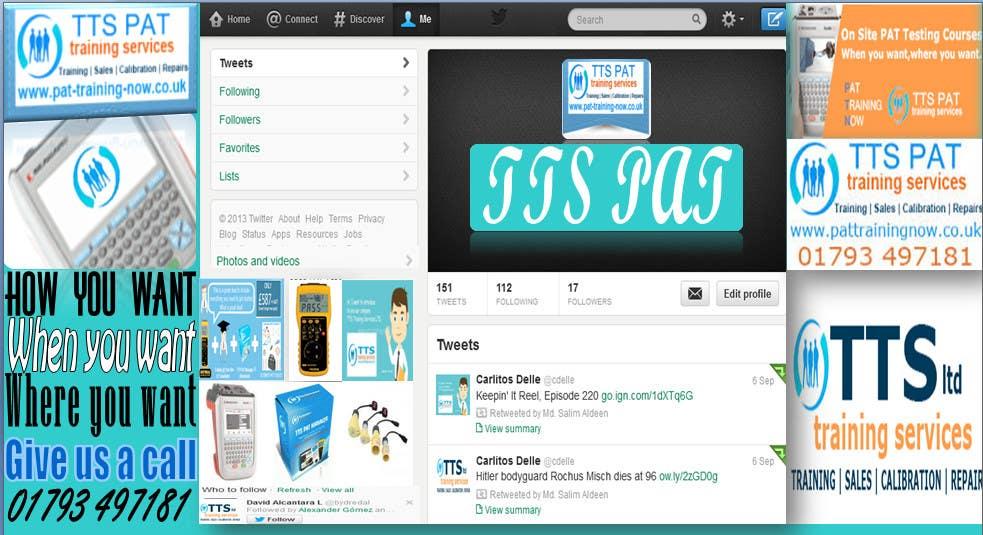 Inscrição nº                                         11                                      do Concurso para                                         Design a Twitter background for me