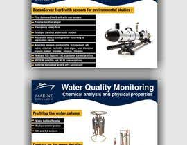 #22 для Flyer for water quality monitoring devices от Shrey0017