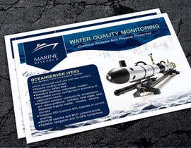 #5 для Flyer for water quality monitoring devices от natspearldesign