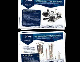 #10 для Flyer for water quality monitoring devices от natspearldesign