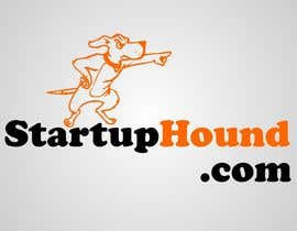 nº 228 pour Logo Design for StartupHound.com par zackushka