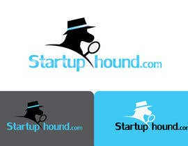 #118 for Logo Design for StartupHound.com by dareensk