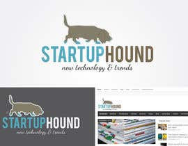 nº 215 pour Logo Design for StartupHound.com par marcoartdesign