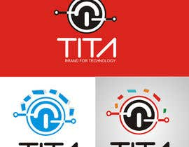 #110 para Logo design for Tito por MagicalDesigner