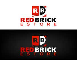 nº 70 pour Design a Logo for Red Brick Estore par texture605