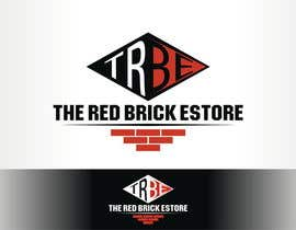 nº 6 pour Design a Logo for Red Brick Estore par edn13k
