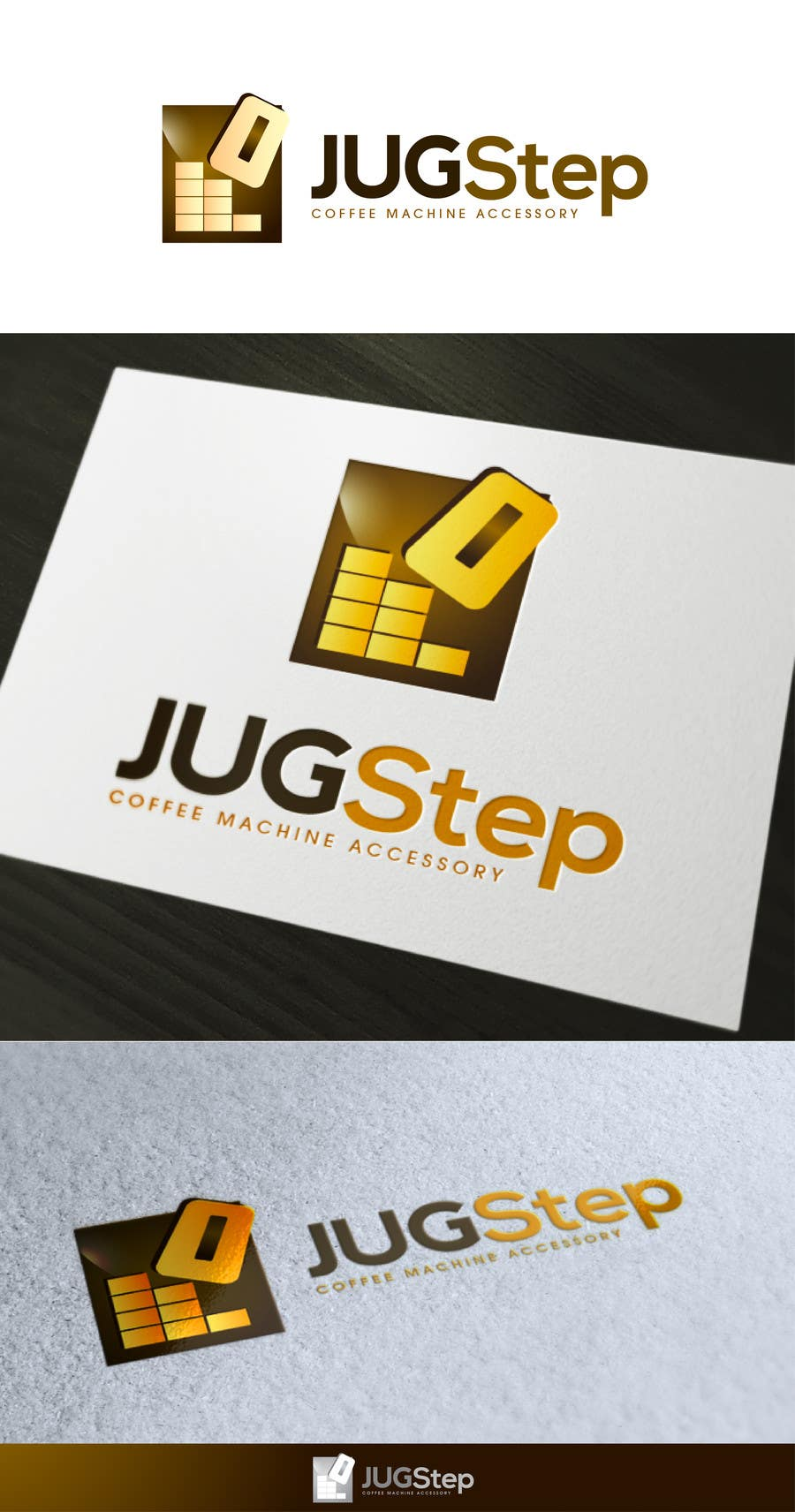 Bài tham dự cuộc thi #                                        12                                      cho                                         Design a Logo for new silicone coffee machine accessory