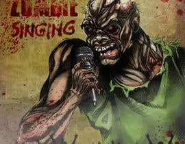 nº 19 pour art for zombie cd cover par kamaljeetbhatti