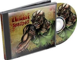 nº 22 pour art for zombie cd cover par kamaljeetbhatti