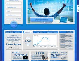 #22 cho Design a Website Mockup and Logo for bvbrasil.com bởi kpk1l