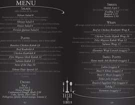 #9 cho Design a menu for my  restaurant bởi gerganesko07