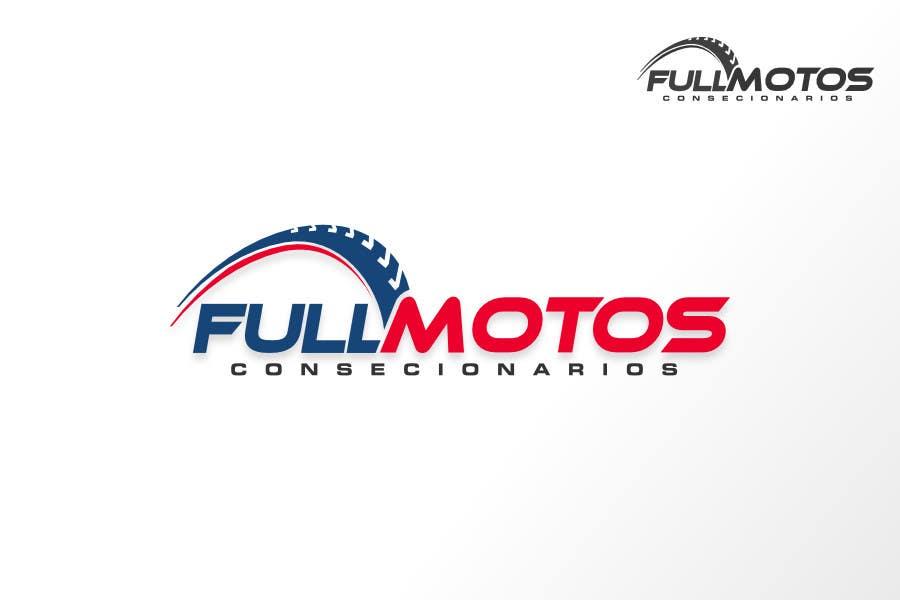 Entry 65 by cbertti for re dise o del logo de full motos for Disenos de motos
