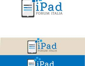 #13 for Design a logo for website about apple af hup