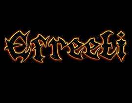 #56 for Metal band logo (top 3) af AGeorgescu
