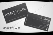Business Card Design for Instyle Jewelry contest winner