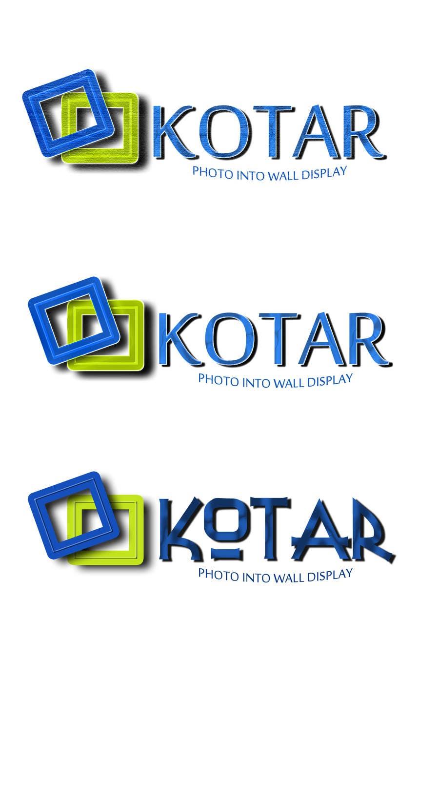 Kilpailutyö #117 kilpailussa Design a Logo for a Photo Print Company