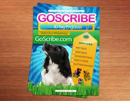 #16 for Brochure Design for GoScribe.com LLC by JustLogoz