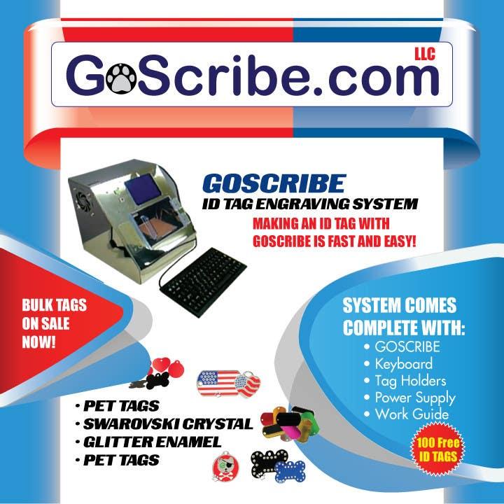 Konkurrenceindlæg #                                        9                                      for                                         Brochure Design for GoScribe.com LLC