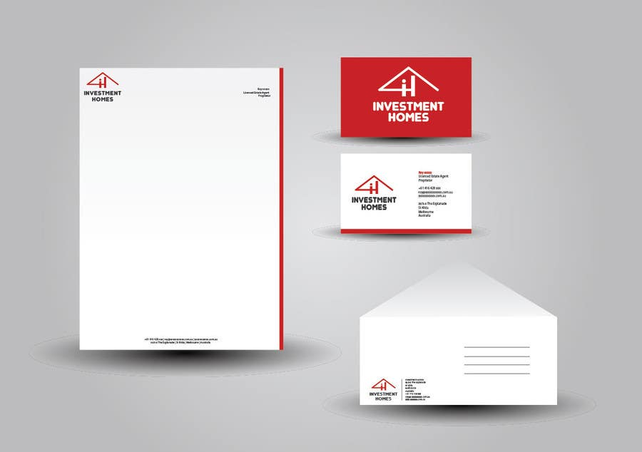 #48 for Logo and Business Card Design by princevtla